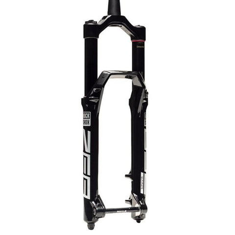 "Rockshox ZEB Ultimate RC2 Gloss Black 27.5"" 2021 Boost"