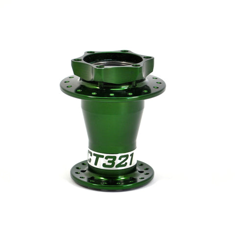 Project 321 Lefty 2.0 Disc Hub / Lefty Supermax Green