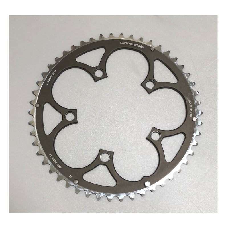 Cannondale Chainring 110bcd 50t Grey FSA
