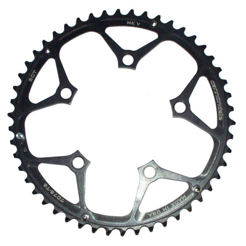 Cannondale Chainring 110bcd 50t Black Mk5 - KP026/