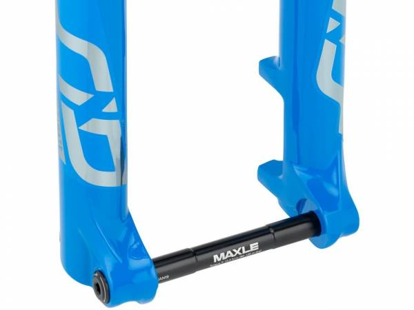 "Rockshox SID Ultimate Carbon RLC Remote 29"" Boost Blue"