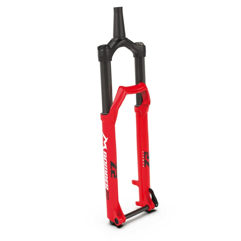 "Marzocchi Bomber Z2 RED 27.5"" 140mm - 2020"