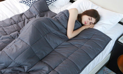 How a Weighted Blanket Can Help You with Anxiety?