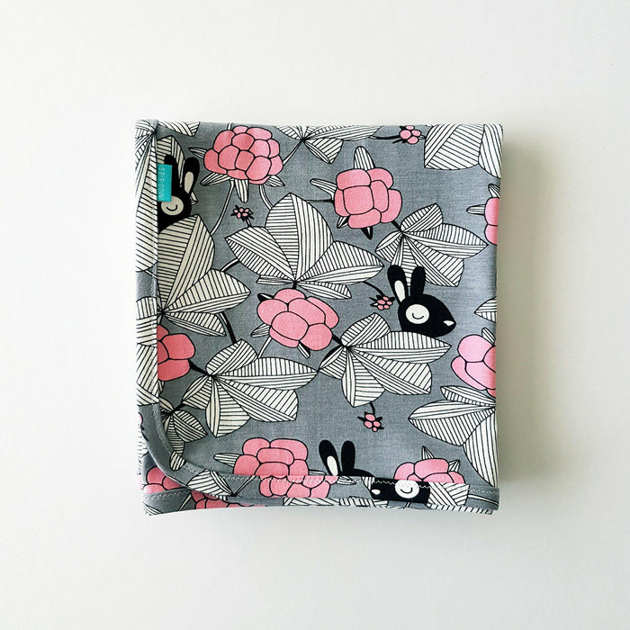 Botanical Bunny Gift Set - Grey