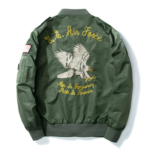 The Air-Force Flight Jacket