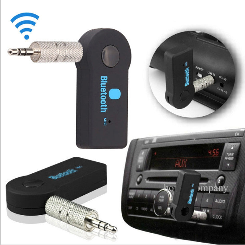Wireless Aux Bluetooth Receiver