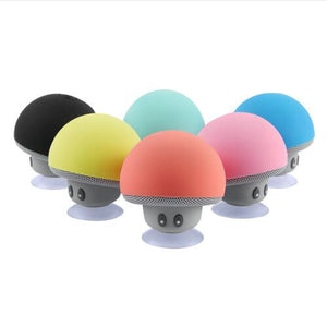 Mushroom mini portable wireless speaker