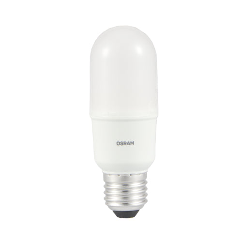 Frosted LED Bulb 7W E27 - Cool White