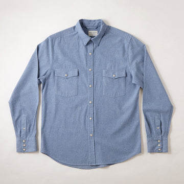 Washed Chambray
