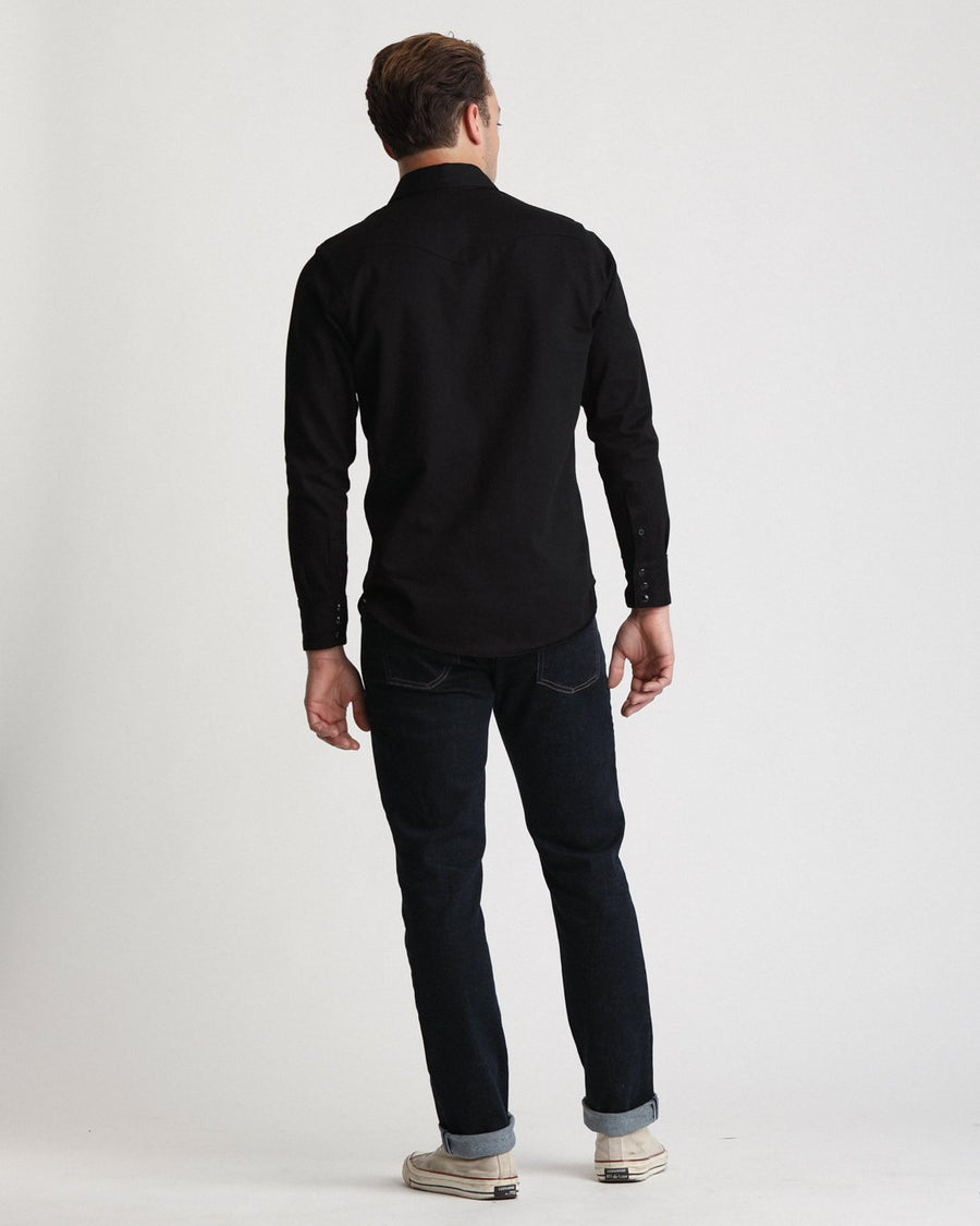 Double Black Denim - West Major