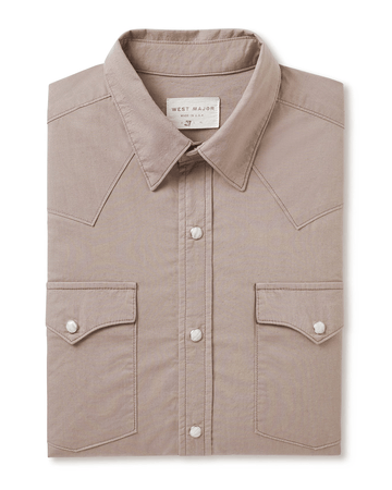 Hemp + Organic Cotton | Calico - West Major