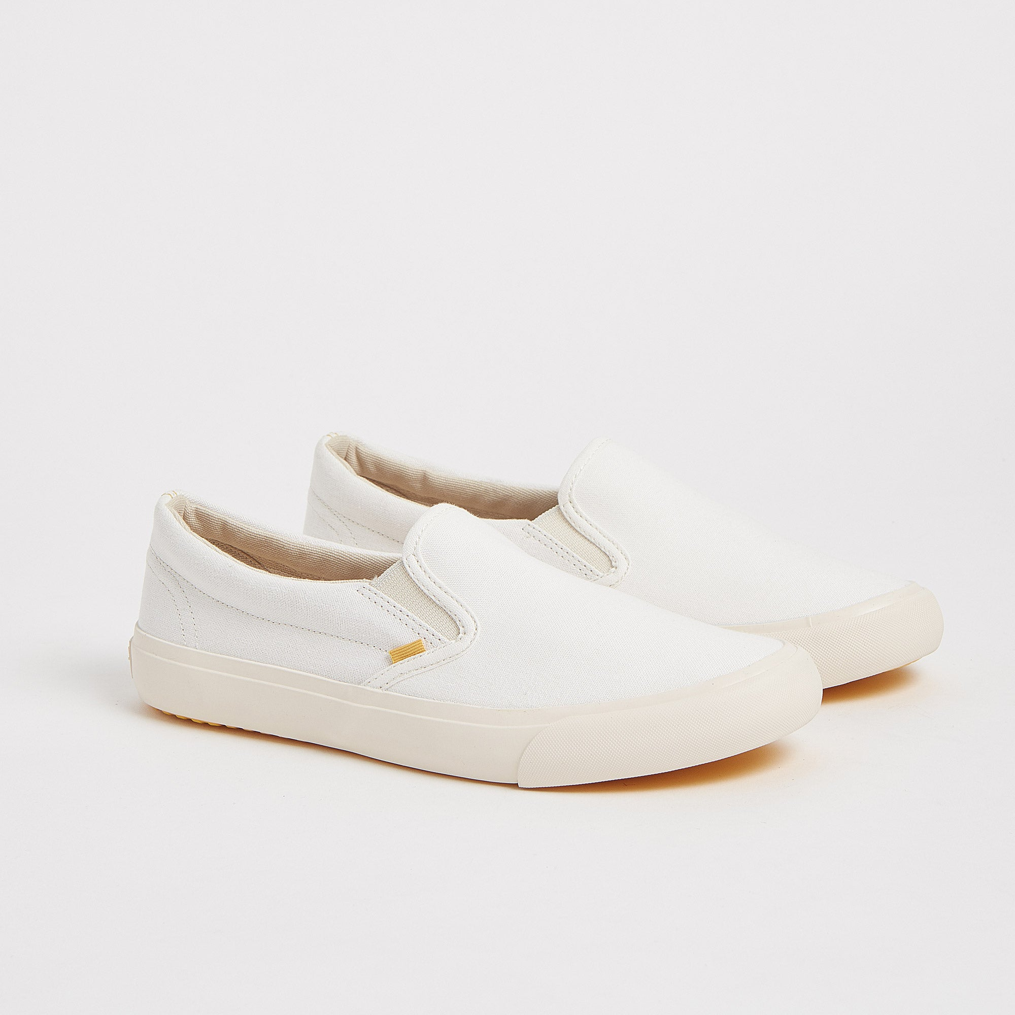 Slip On in White