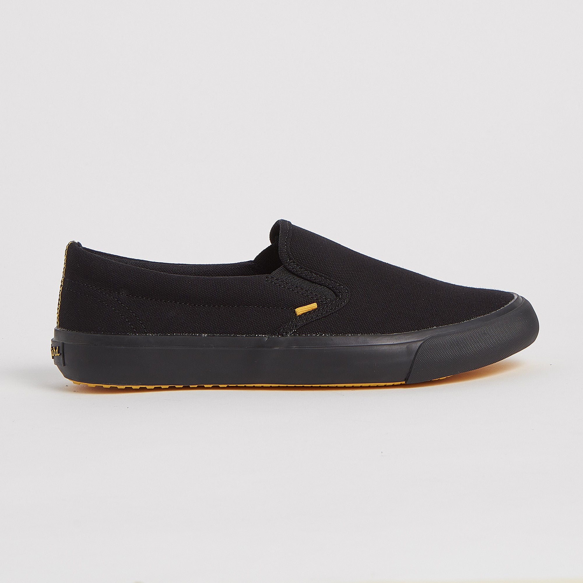 Slip On Coal Black