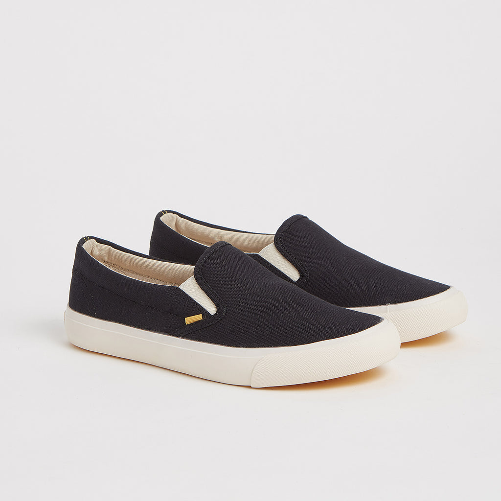Slip On Black