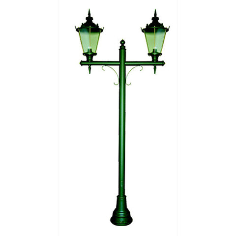 Double London Lantern Column