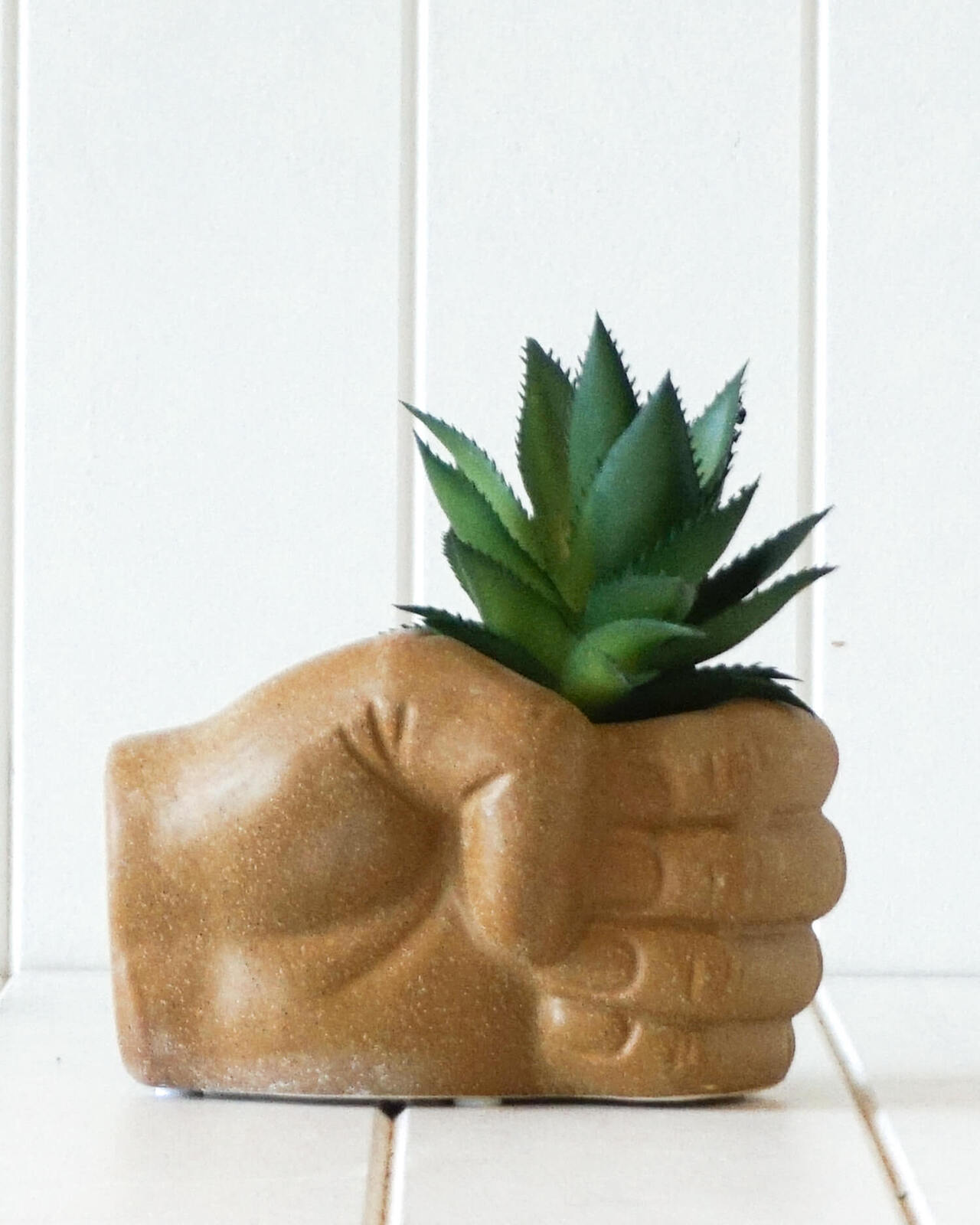 in the hand planter from rayell