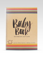 Rainbow Baby Book - Attitudes Boutique Adelaide