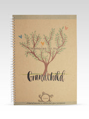 Rhicreative Grandchild Book - Attitudes Boutique Adelaide
