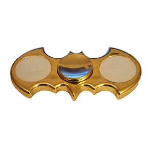 Bat 9 L.E.D. finger fidget spinner light up- Video