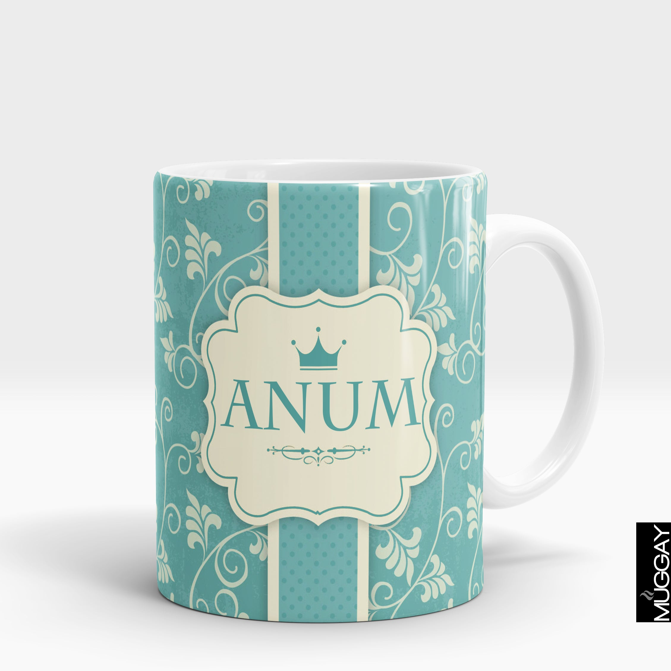 Personalized Anum Mug - 04