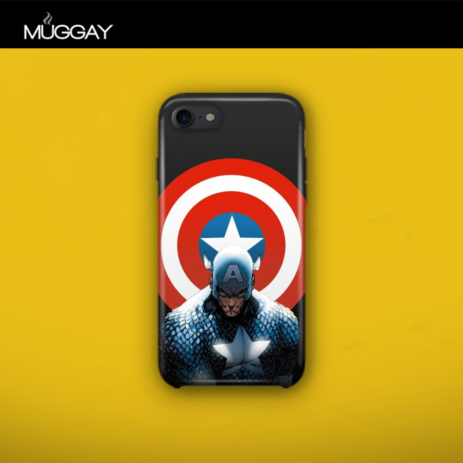Mobile Covers - Captain America