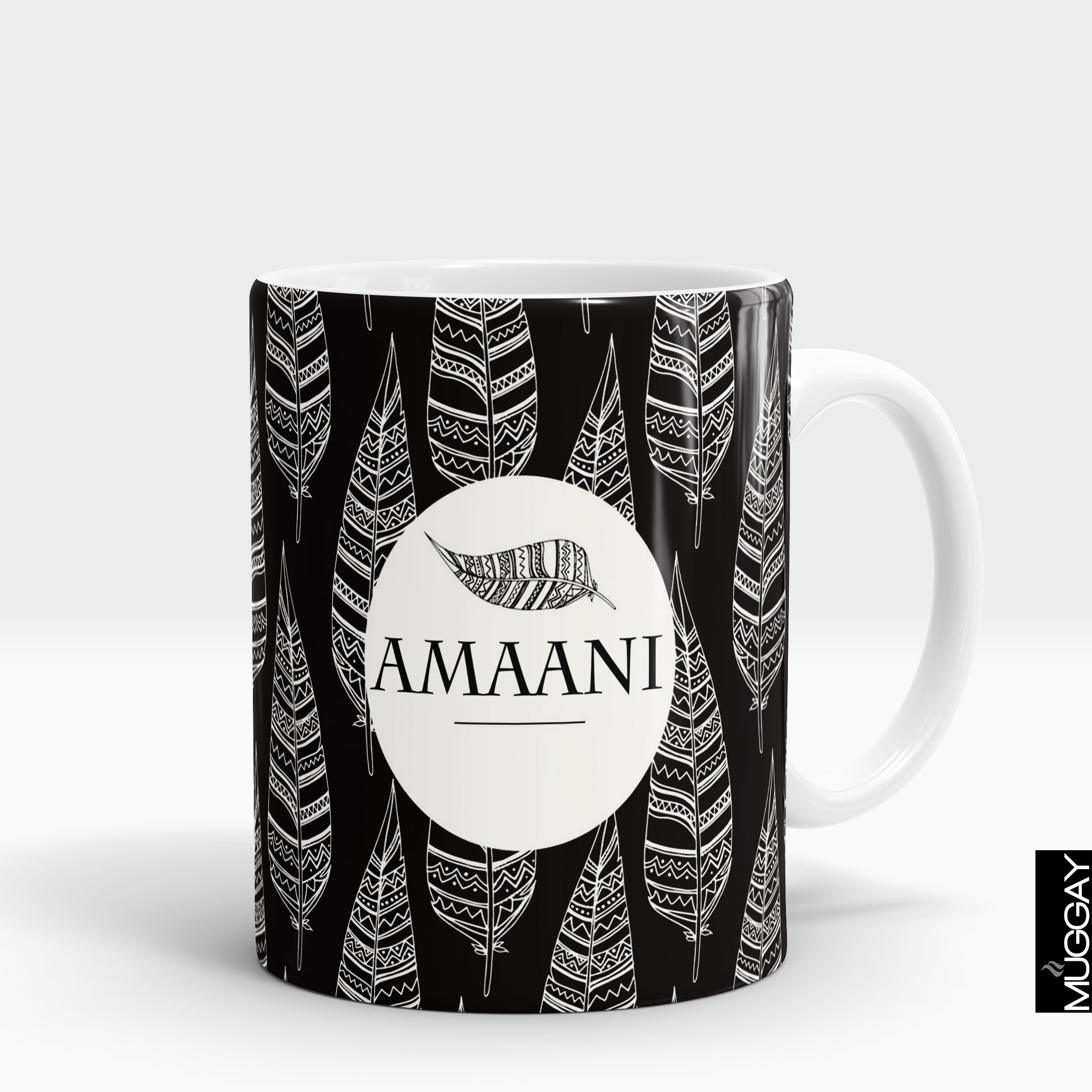 Personalized Amaani Mug