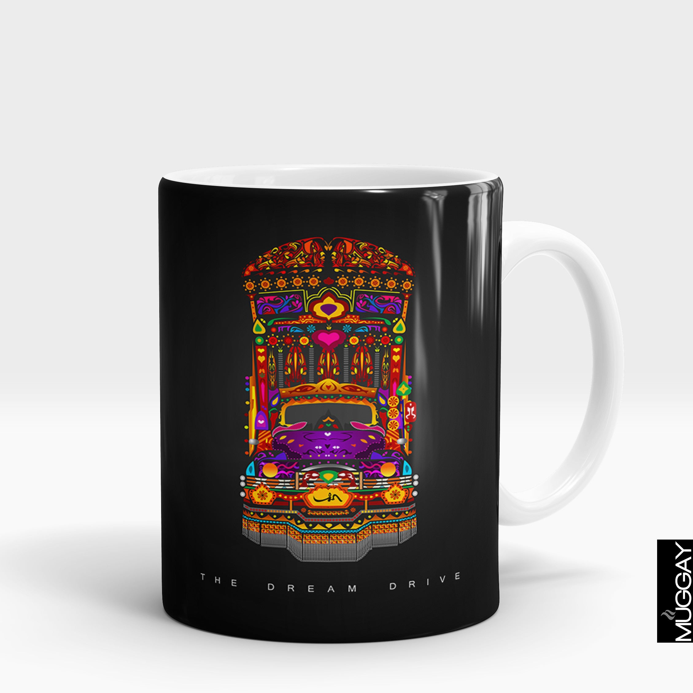 Mandala art mugs -14