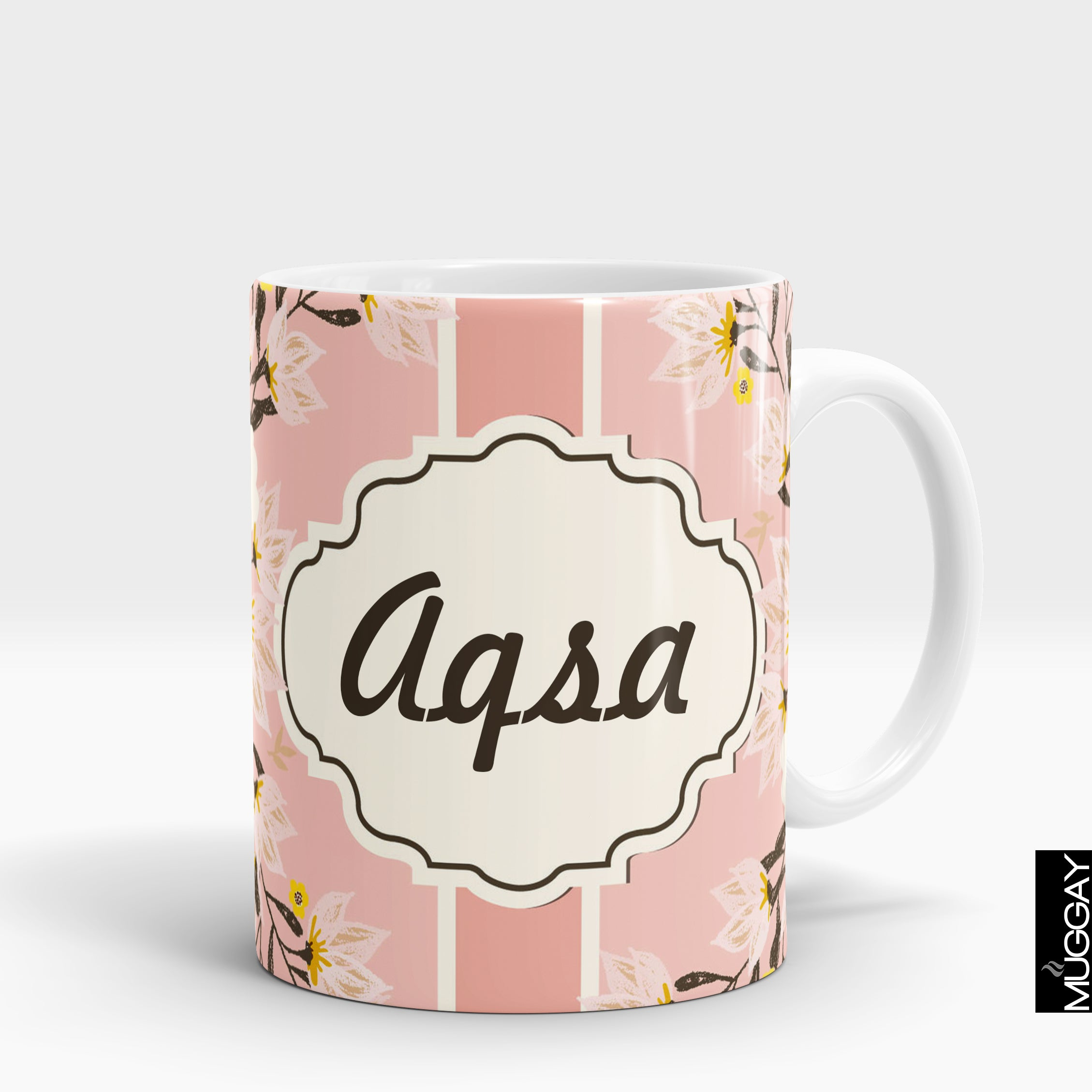 Personalized Aqsa Mug
