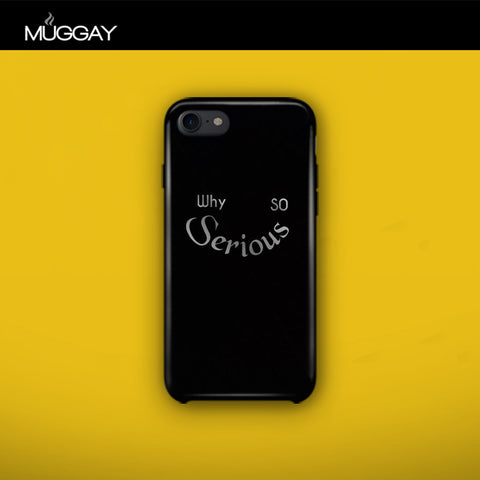 Mobile Covers - Why So Serious