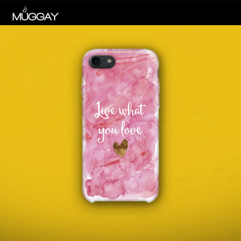Mobile Covers - Live what you love