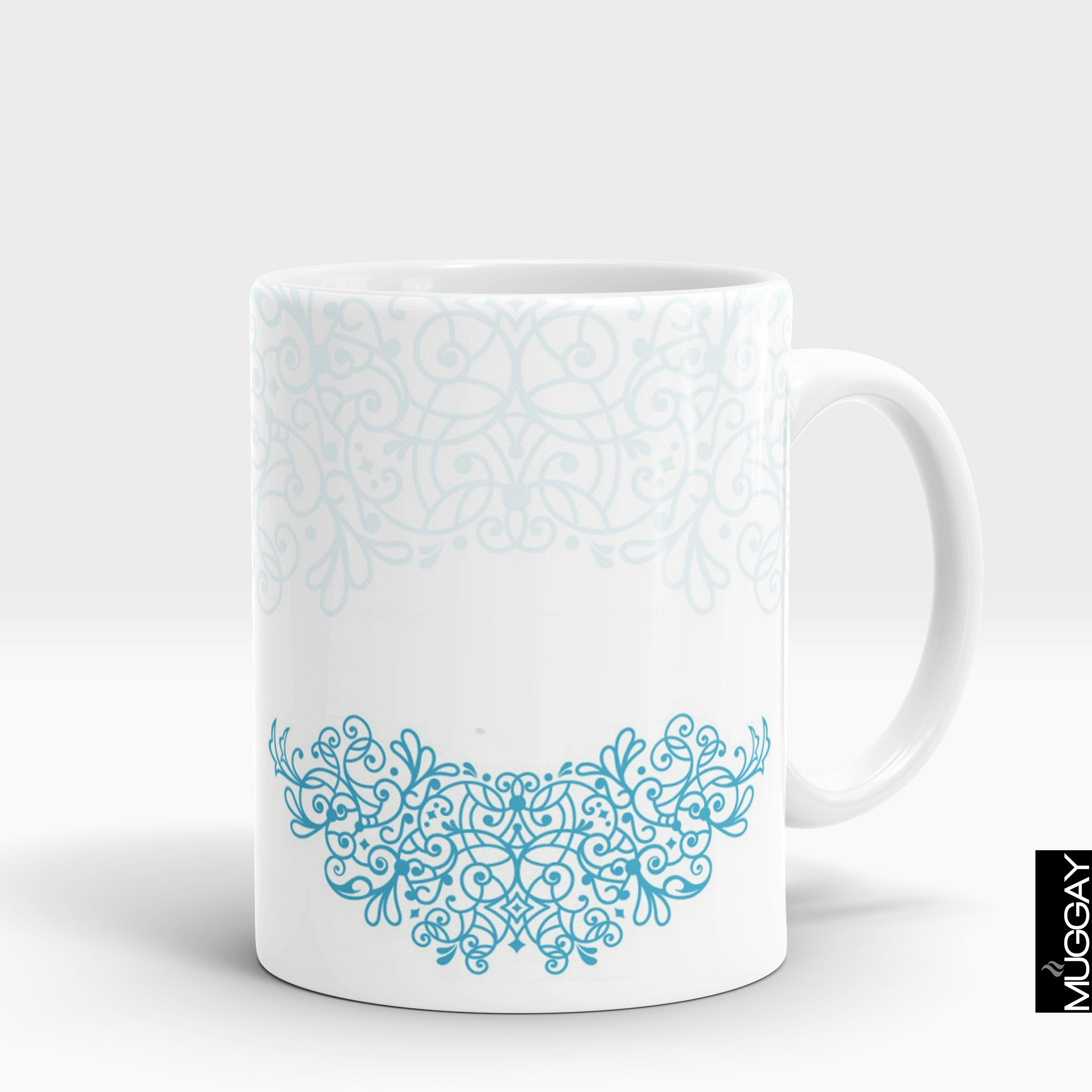 Mandala art mugs -17