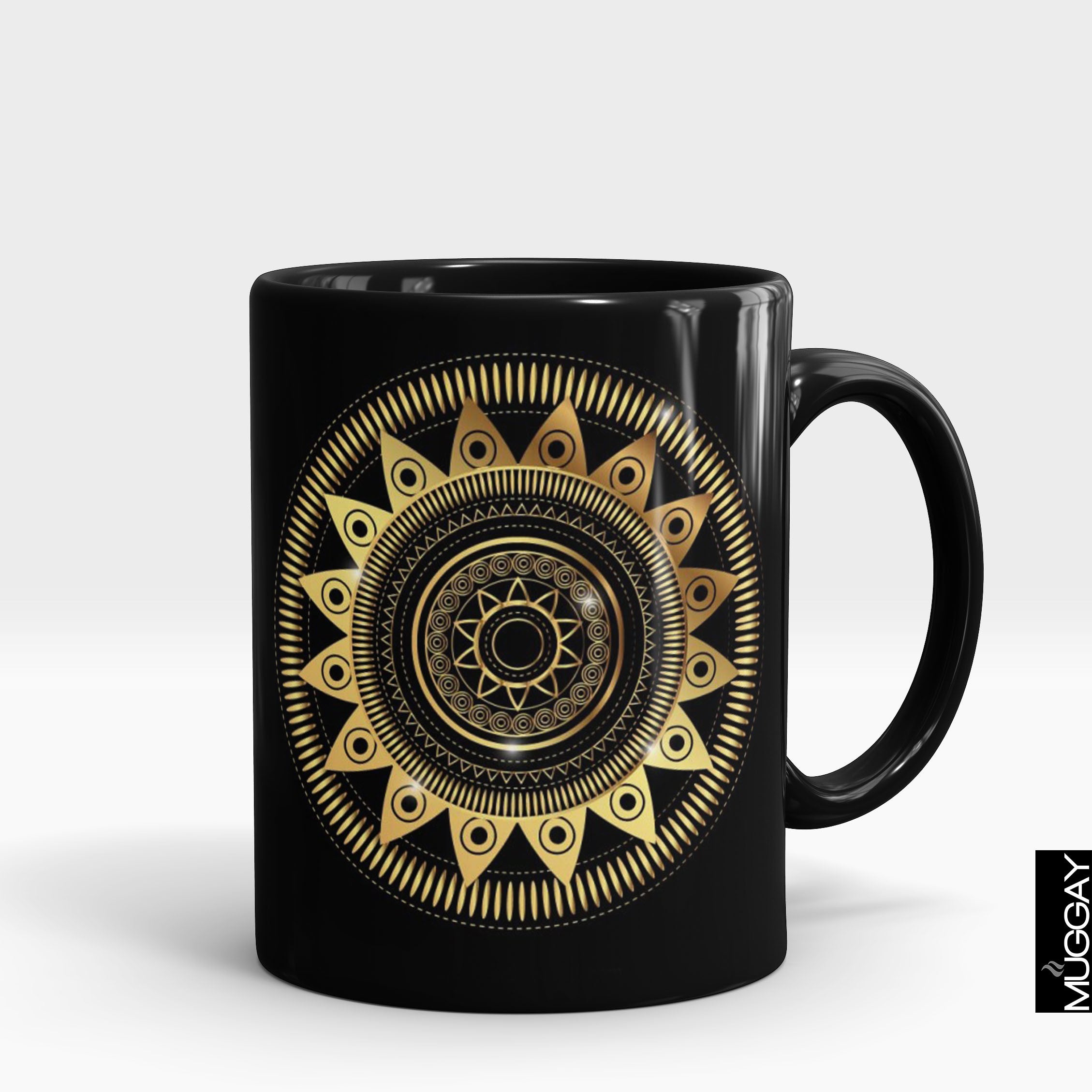 Mandala art mugs -18