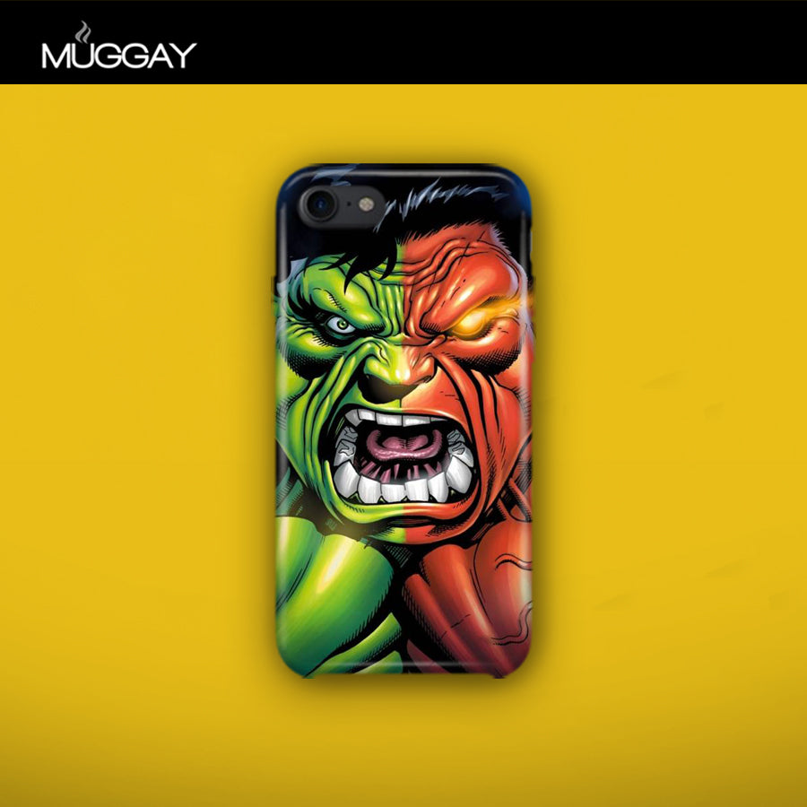 Mobile Covers -  Hulk