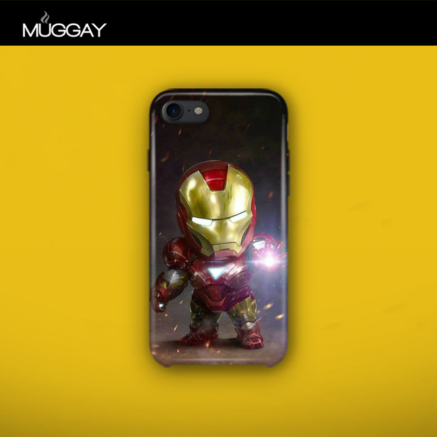 Mobile Covers - Iron Man kid