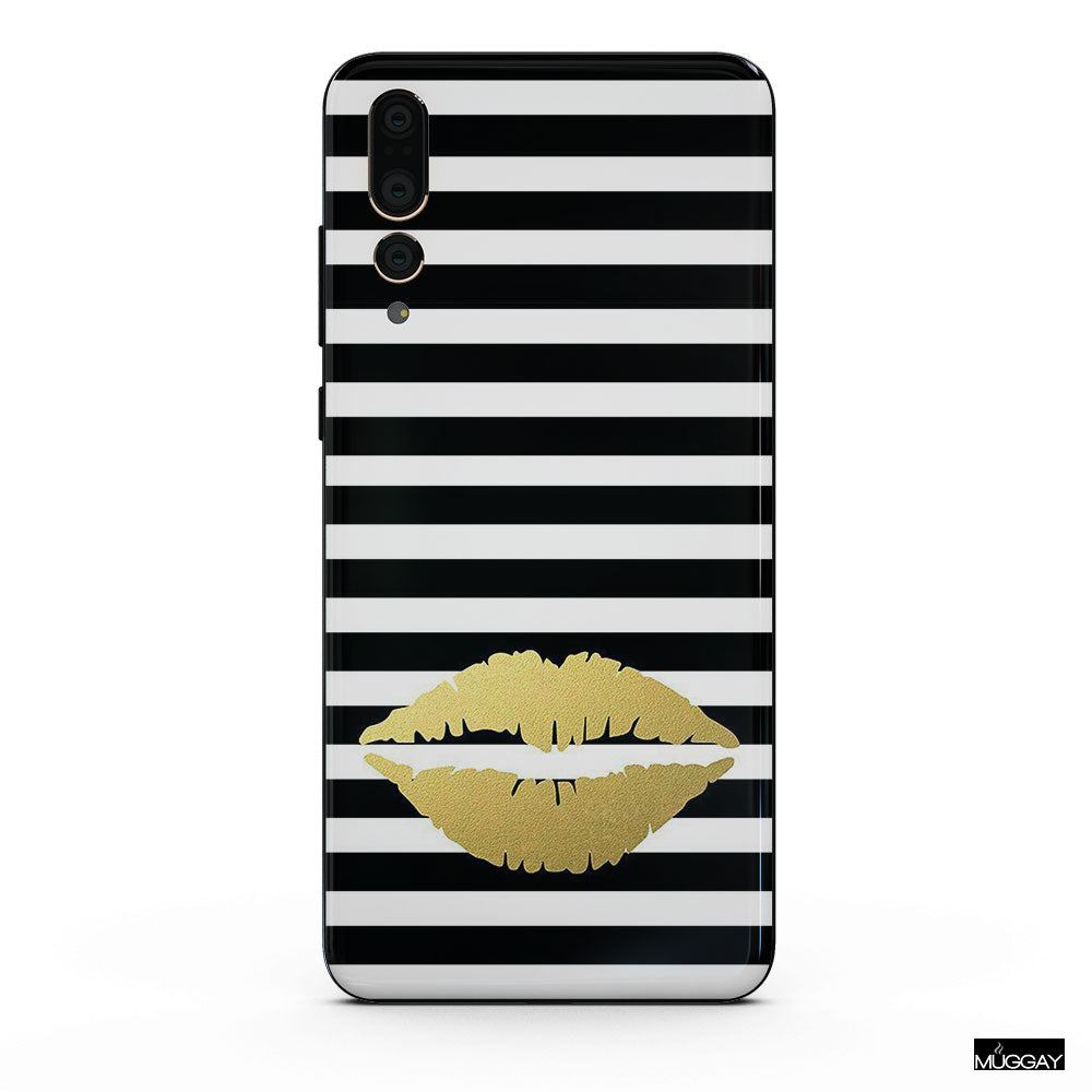 Mobile Covers - Gold Kiss