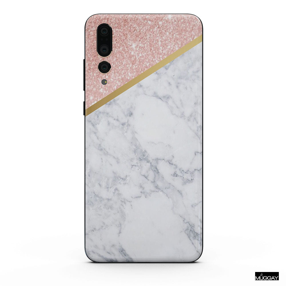 Mobile Covers - Pastel marble