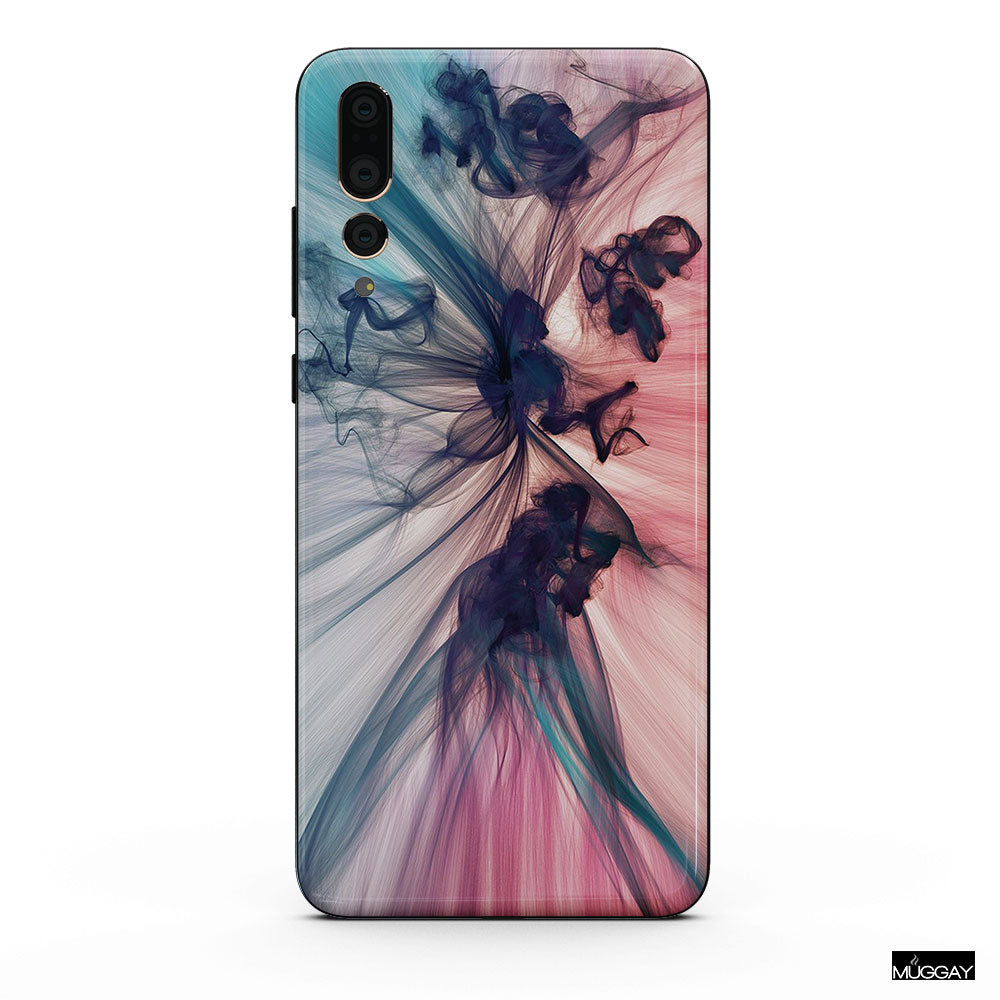 Mobile Covers - Rainbow smoke