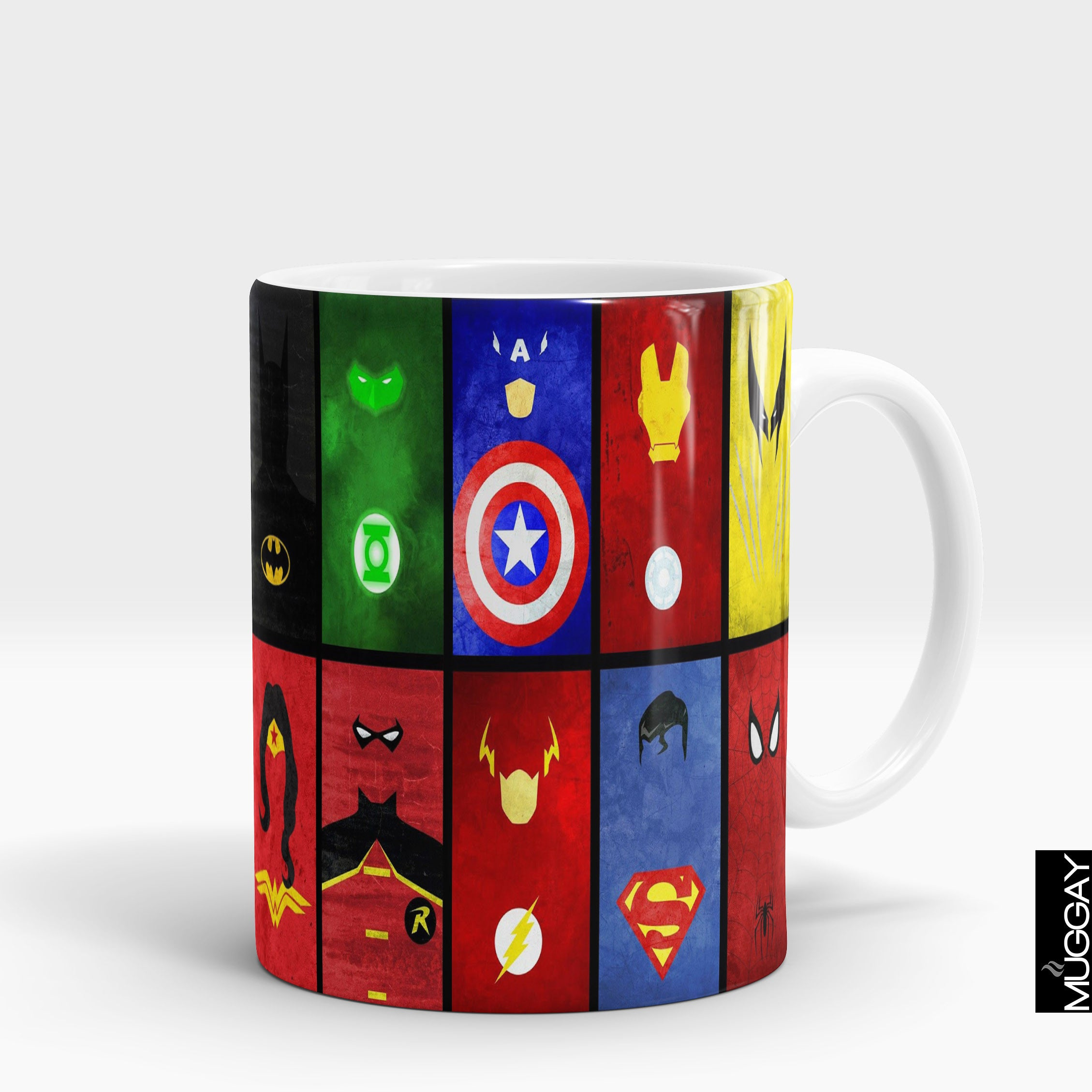 Super hero Mugs -2