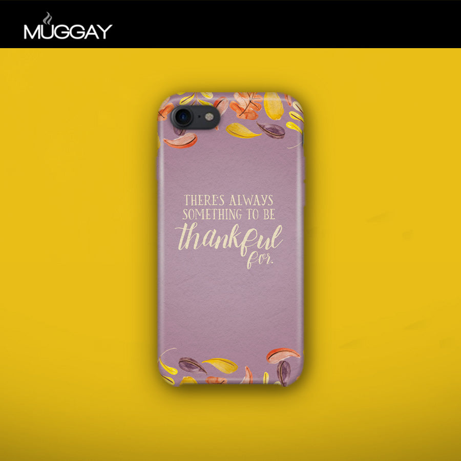 Mobile Covers - Be thankful for