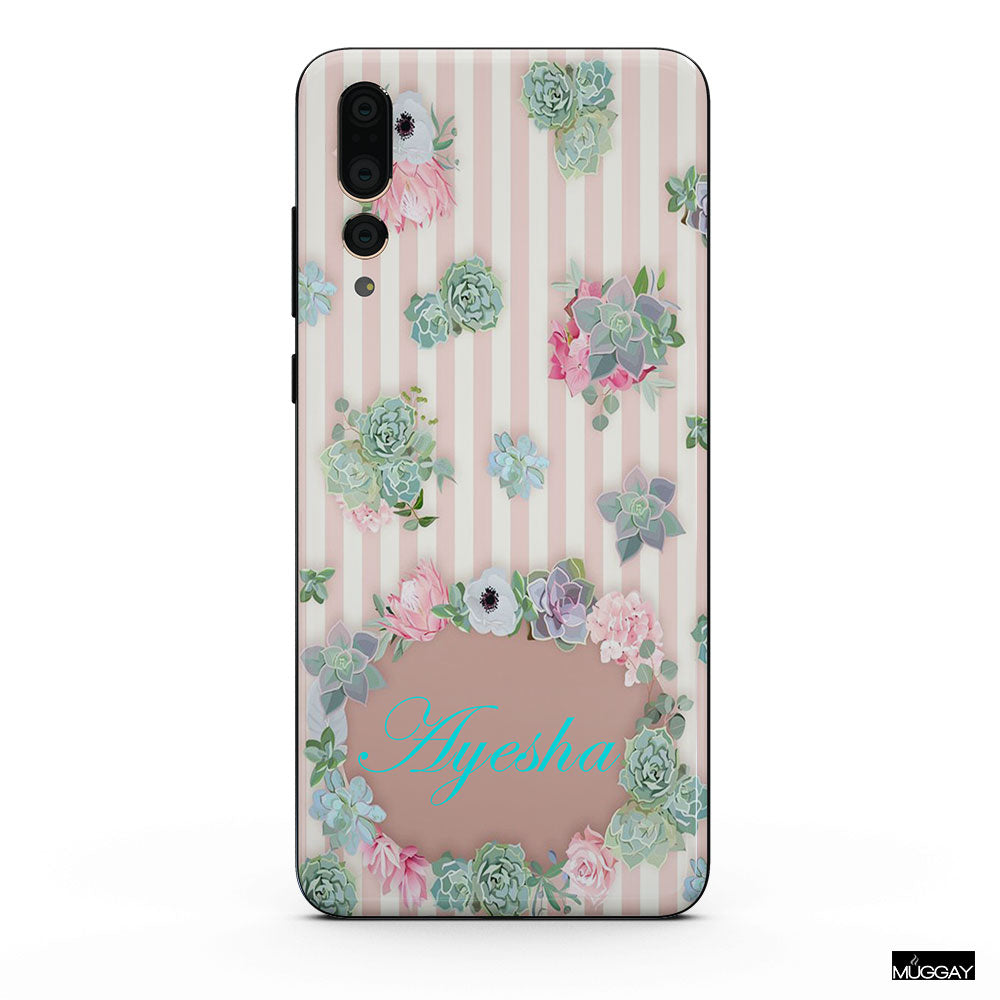 Mobile Covers - Curtains - Add your name
