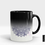 Mandala art mugs -3