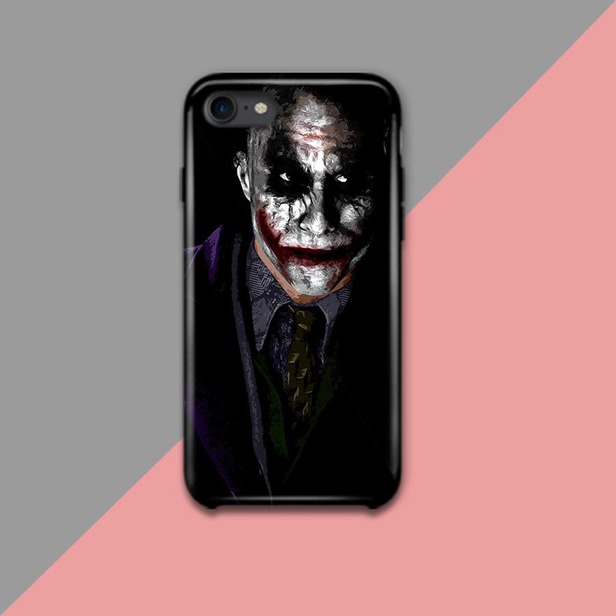 Joker Design Phone Case