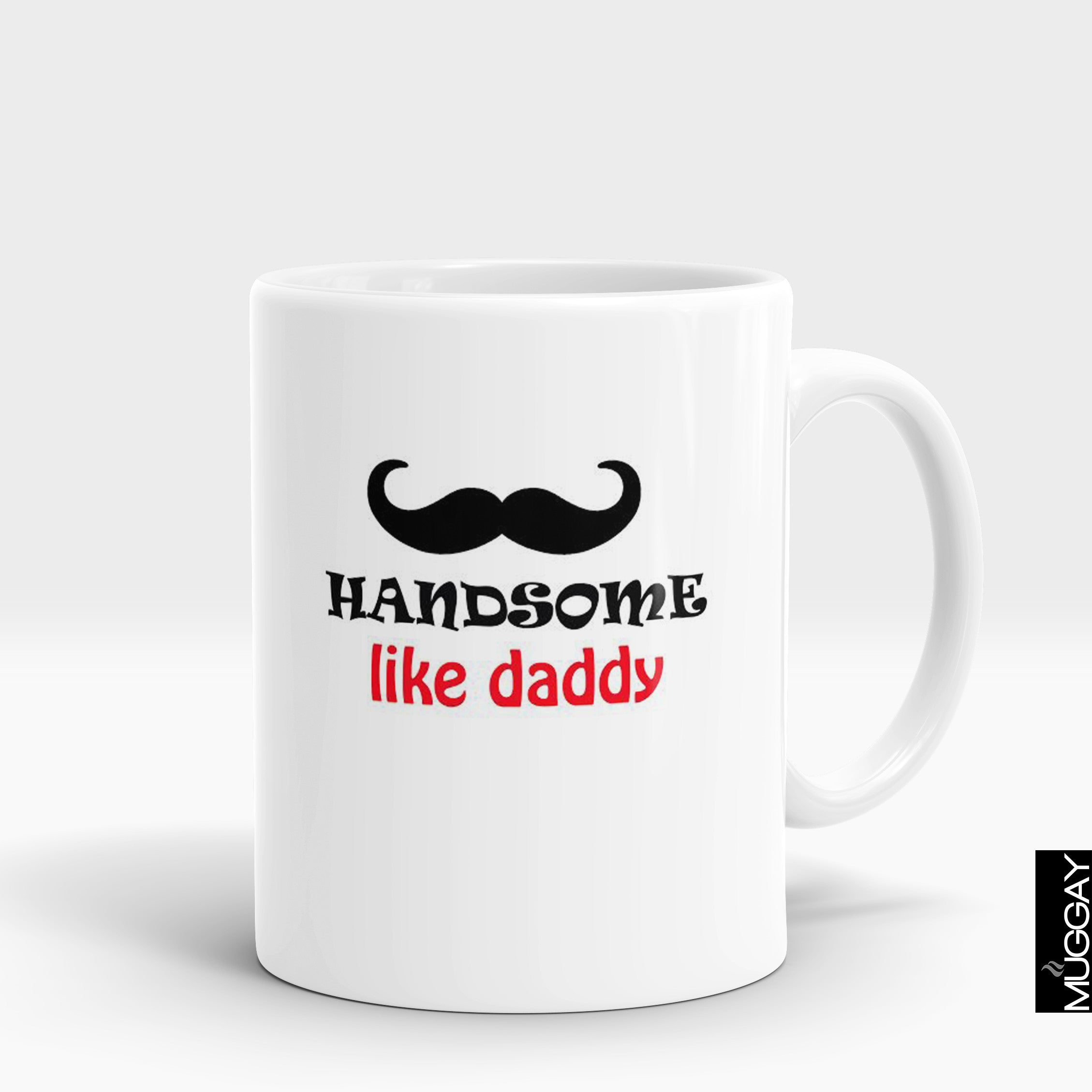Baby Mug - baby5 - Muggay.com - Mugs - Printing shop - truck Art mugs - Mug printing - Customized printing - Digital printing - Muggay