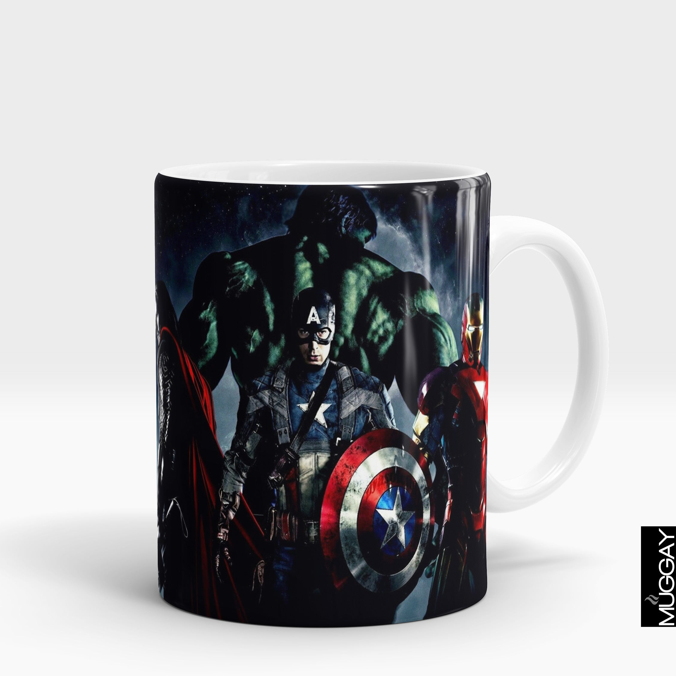 Super hero Mugs -5