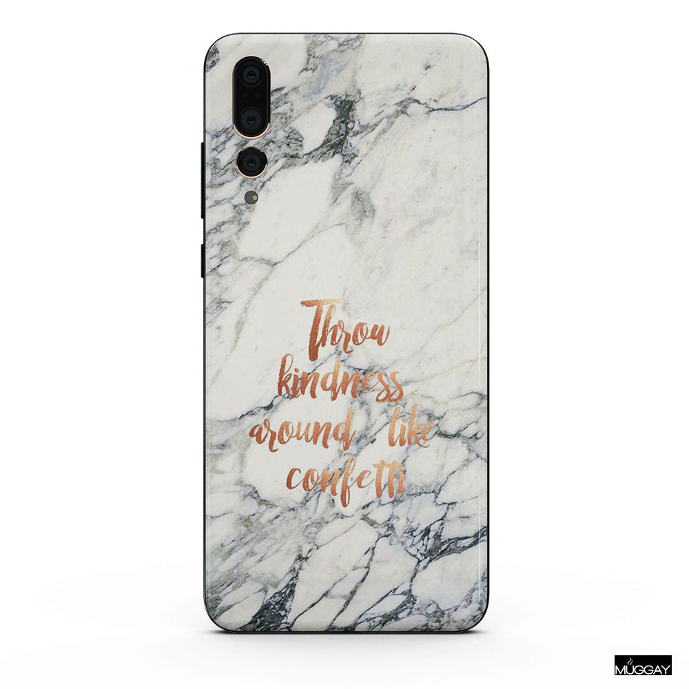 Mobile Covers - Throw kindness