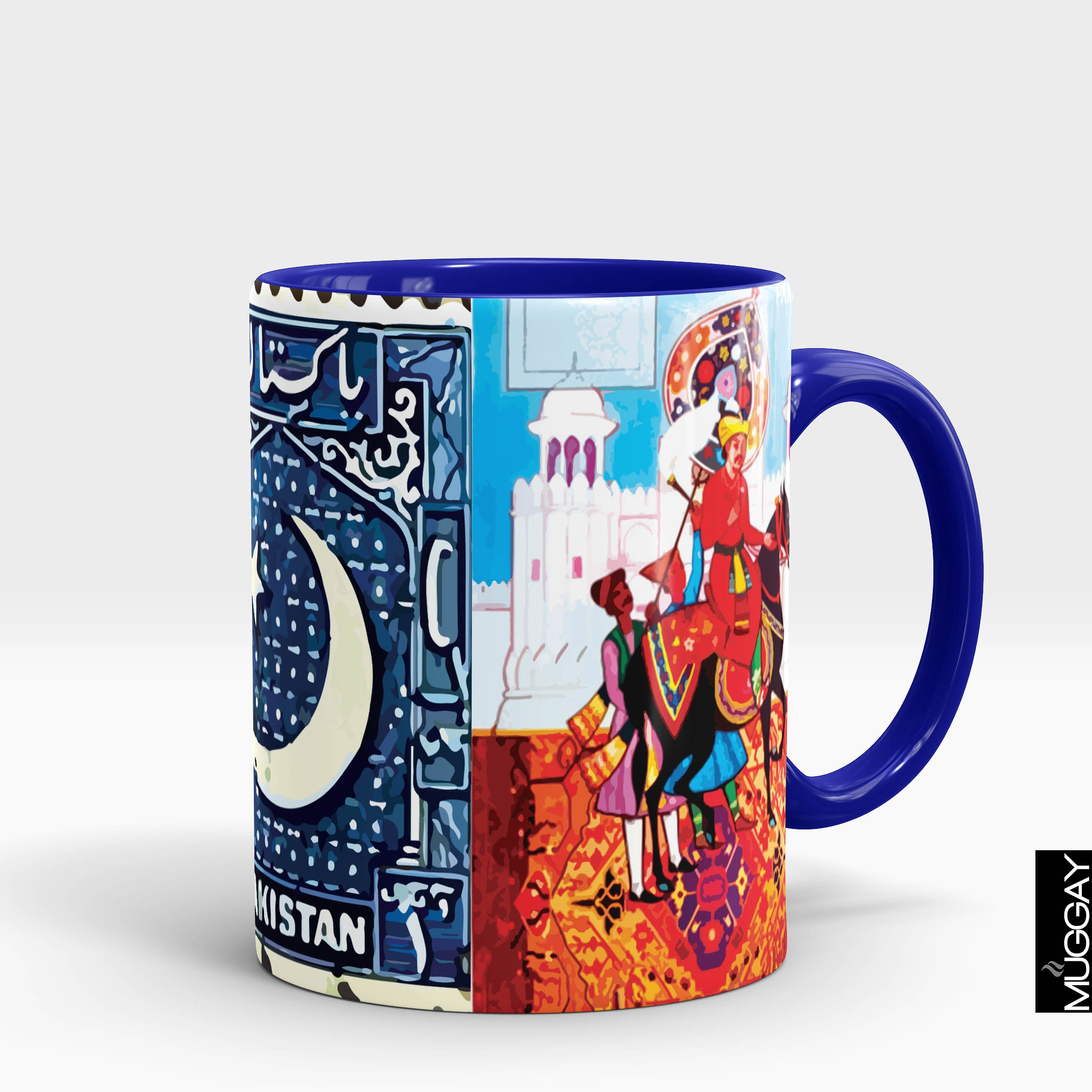 Truck Art Mugs - Pakisn Special