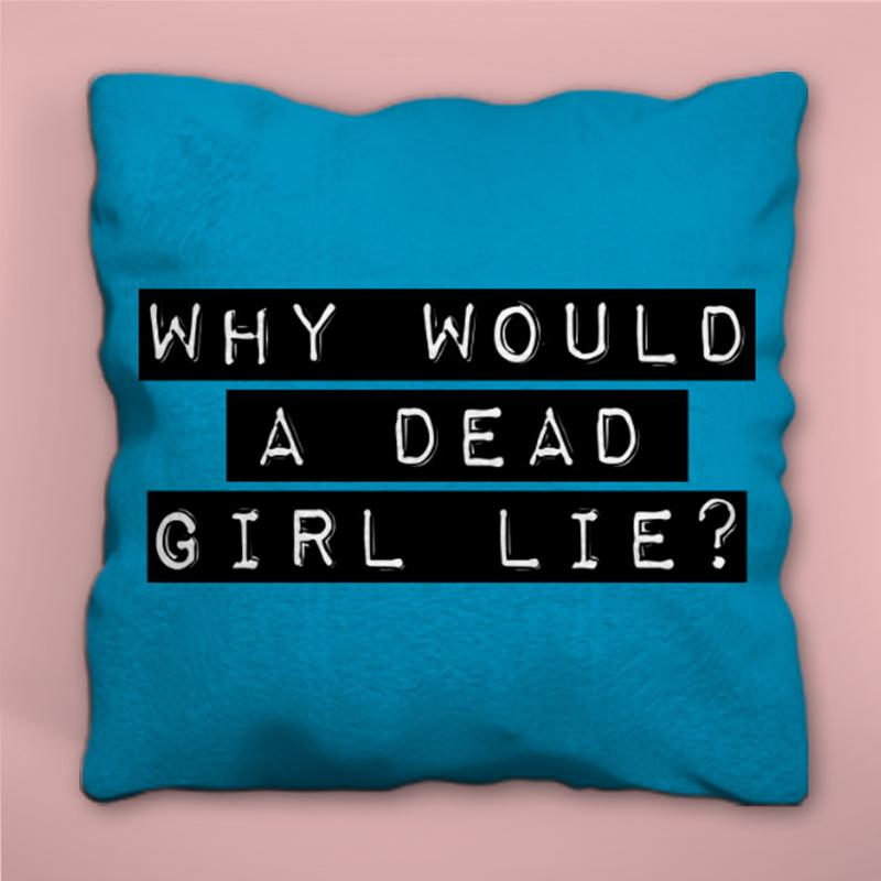 Why Would A dead  Pillow