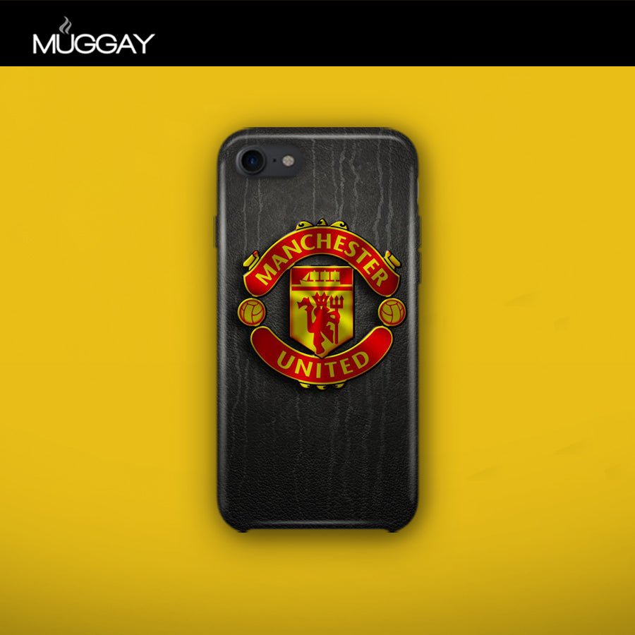Mobile Covers - Manchester United Football club