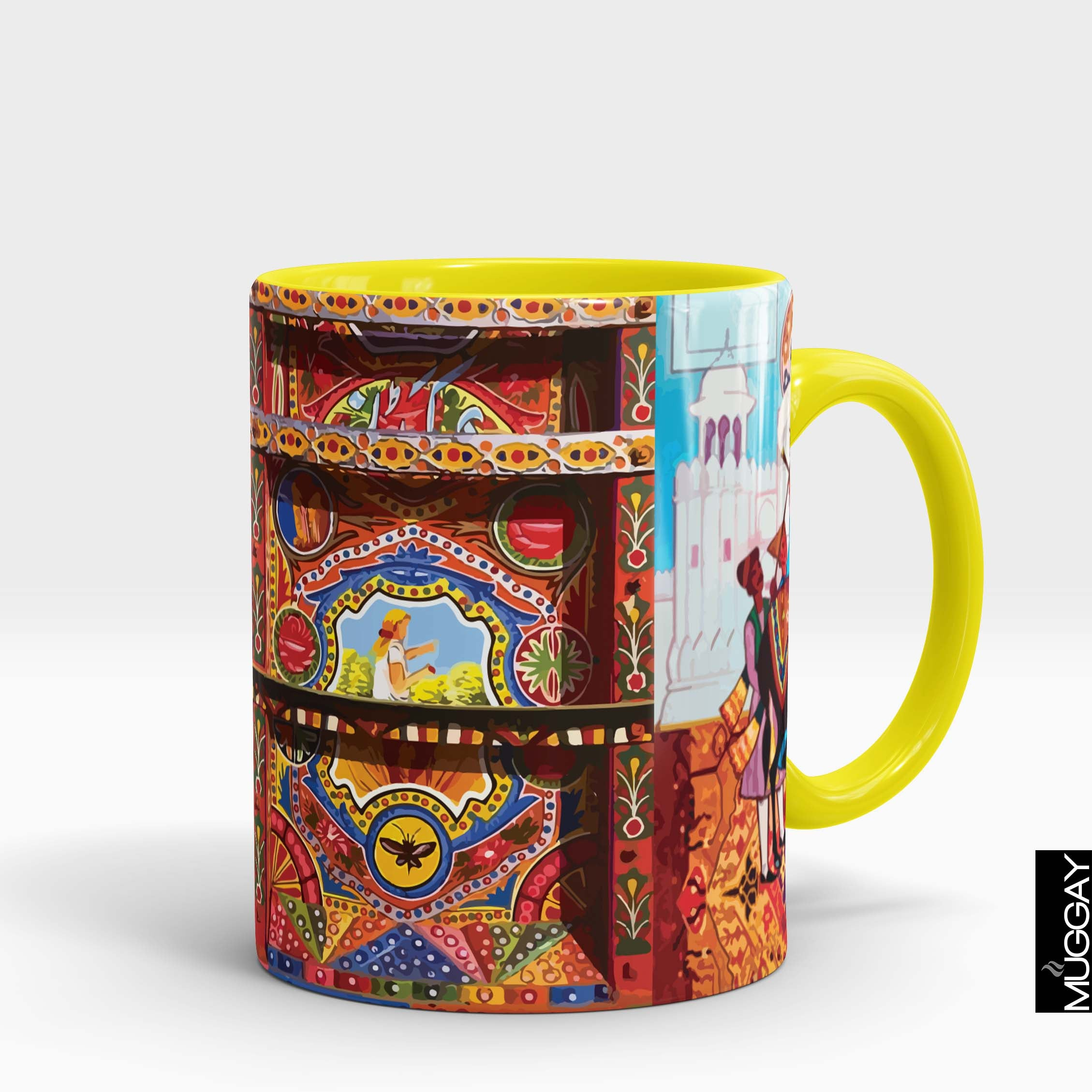 Truck Art Mugs - Pakistan Special - Truck Art
