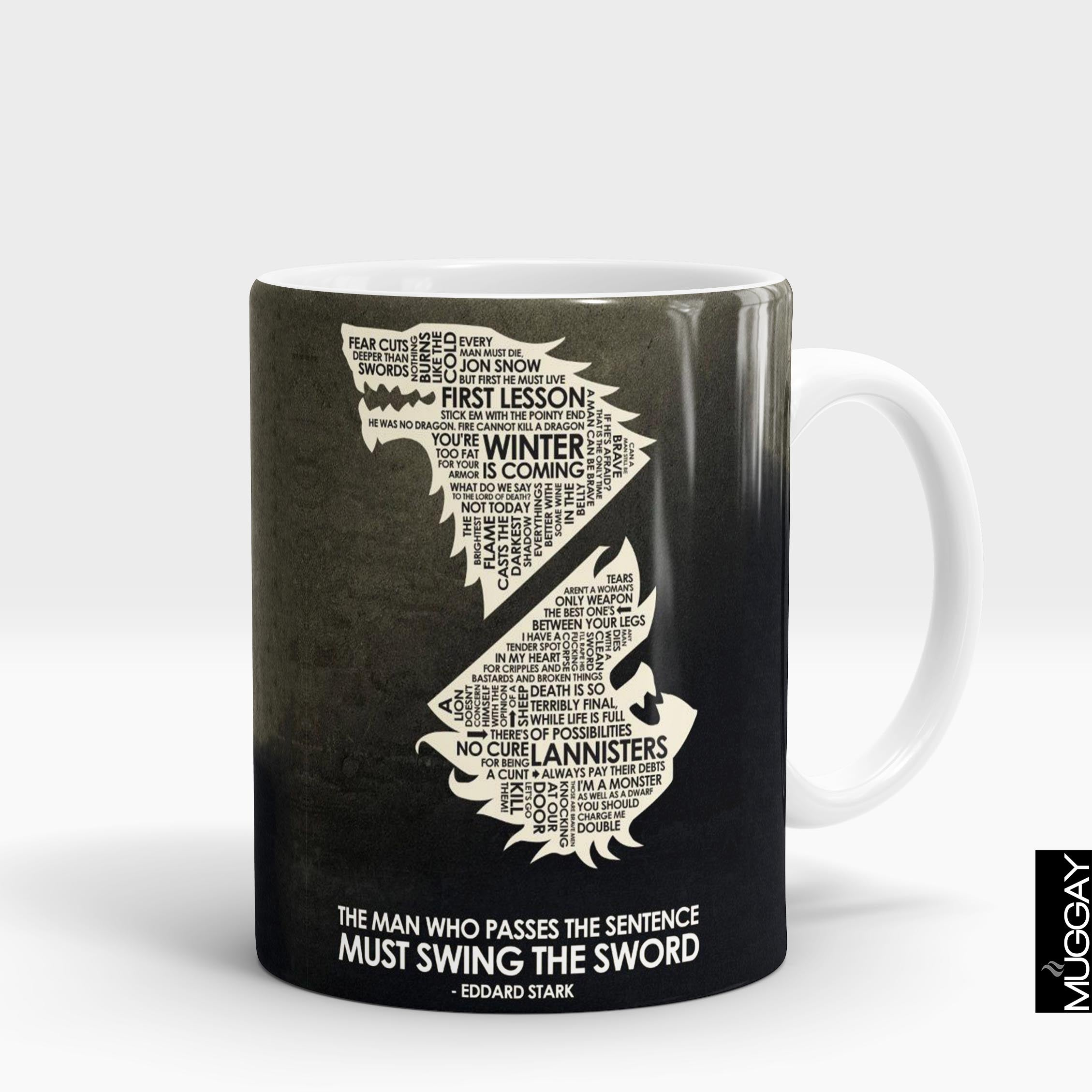 Game of thrones mugs -21